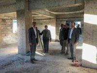 Gürpınar Belediyesinden 71 ibadet merkezine destek