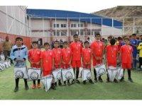 Melikgazi Futbol Okulu kapanış turnuvası düzenlendi
