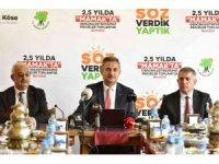 """Mamak Belediye Başkanı Köse: """"Söz verdik daha fazlasını yaptık"""""""
