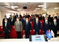 Tekirdağ'da göçmenlerle ilgili uyum toplantısı düzenlendi