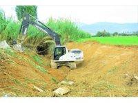 Milas ve Bodrum'da 11 kilometre dere temizliği