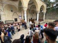 Turizm fakültesi öğrencileri Sakarya'yı keşfetti