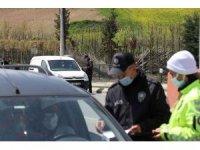 Polis denetimlerde ceza yağdırdı