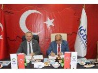 Kdz. Ereğli TSO ile Iğdır TSO iş birliği anlaşması imzaladı