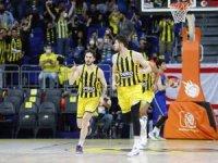 ING Basketbol Süper Ligi: Fenerbahçe Beko: 90 - Anadolu Efes: 68