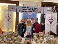 Elazığ yöresel ürünlerine İzmir Fuarında büyük ilgi
