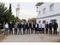 Selendi'nin 3 mahallesine 13 milyon TL'lik yatırım