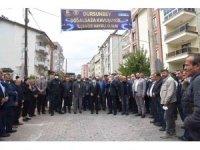 Dursunbey'de doğalgaz çalışmaları başladı