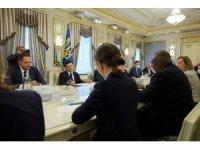 Ukrayna Devlet Başkanı Zelenskiy, ABD Savunma Bakanı Austin ile görüştü