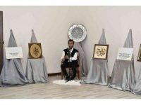 Mamak'ta Mevlid-i Nebi Haftası'na özel sergi