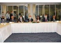 Vali Karadeniz, 17 ilçenin muhtar temsilcileriyle buluştu