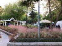 Manisa'nın 2 büyük parkına 8 kaya bahçesi