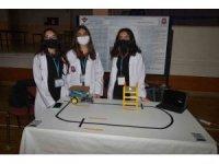 TÜBİTAK bilim fuarı ziyarete açıldı