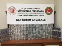 Gümrük kapısında 2 bin 950 paket sigara ele geçirildi