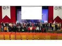 Erzincan'da öğrenim gören yabancı uyruklu öğrencilere yönelik bilgilendirme toplantısı