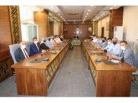 Cizre'de okul öğrenci güvenliği toplantısı yapıldı