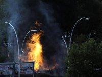 Ankara'da MTA yerleşkesinde doğal gaz patlaması