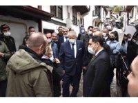 'Kaderimin Oyunu'nun çekimleri Amasya'da başladı