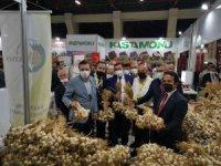 YÖREX Yöresel Ürünler Fuarı'nda Kastamonu standına büyük ilgi