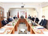 Mersin-Erdemli OSB'de Kurucu Ortaklar Protokolü imzalandı