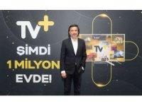 TV+, ev müşterisinde 1 milyon aboneye ulaştı
