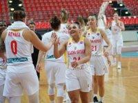 Bellona Kayseri Basketbol ilk galibiyetini aldı