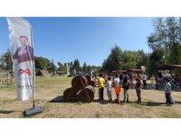 Gençlik Kampı, 'Halk Günleri'nde de renkli görüntülere sahne oluyor