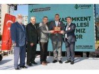 Çankaya'da Nida Tüfekçi Parkı açıldı