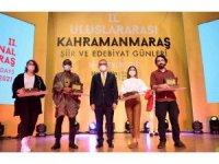 Şiirin ve edebiyatın nabzı Kahramanmaraş'ta atıyor