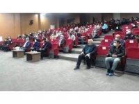 """Hisarcık'ta """"Peygamberimiz ve Vefa Toplumu"""" temalı konferans"""