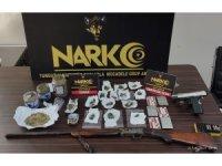 Manisa'da uyuşturucu operasyonu: 7 kişi yakalandı