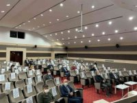 Çerkezköy TSO Meclis toplantısında Özbekistan'a yatırım ve ÇEF ele alındı