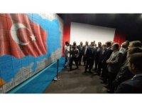 İletişim Başkanlığının Dijital Gösteri Merkezi Şanlıurfa'da kapılarını açtı