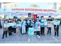 Samsun'da 'İklimi Değil Kendini Değiştir' etkinliği
