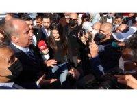"""Muharrem İnce'den gazetecinin HDP sorusuna tepki: """"Bana böyle Ali Cengiz oyunu yapma"""""""