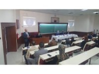 Atatürk Üniversitesinde proje, bilimsel araştırma ve toplumsal katkı konularında paneller düzenlendi