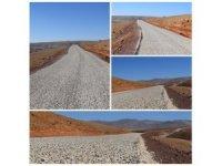 Kırşehir'de merkez köylerin 12.5 kilometrelik yol yatırımı tamamlandı