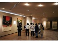 'Erol Yıldır'ın Atları' sergisi açıldı