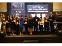 Diyarbakır Altın Toprak Ödülleri gecesine yoğun ilgi