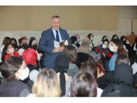 Başkan Işıksu, öğrencilerin kariyer planlamalarına katkı sundu