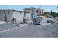 Haliliye kırsalındaki 4 mahallede yol çalışması sürüyor