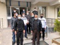 Olaylara Karışan 11 Yabancı Uyruklu Şahıs Sınır Dışı Edildi