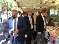 Eyüpsultan'da 'El Emeği Ürünleri Festivali'ne yoğun ilgi