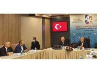 """HAK-İŞ Genel Başkanı Arslan: """"HAK-İŞ'in gücü Türkiye'nin gücüdür"""""""