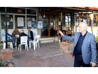 Saruhanlı Belediyesinden Hacırahmanlı'ya kapalı pazaryeri