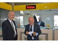 Sinop'ta PTT'nin 181. kuruluşu kutlandı