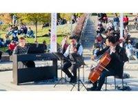 Fırat Üniversitesinde piyano resitali gerçekleştirildi