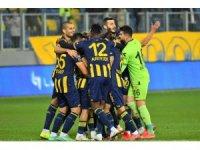 TFF 1. Lig: Ankaragücü: 2 - Manisa FK: 1