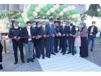 Türkiye'de ilk defa kurulan Salep Üreticileri Birliği'nin binası törenle açıldı