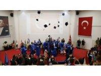 DPÜ TÖMER'de mezuniyet heyecanı